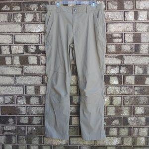 Columbia men's beige size 34×30 pants